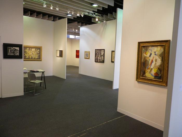 The Armory Show 2014, Stand 214 (Pier 92)