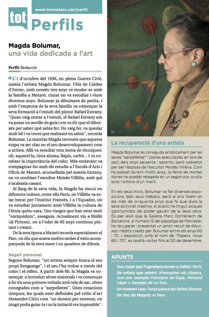 TOT MATARÓ, 30-10-19