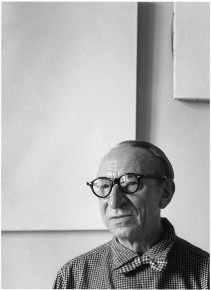 Amédée Ozenfant, 1957 (Foto Denise Colomb)