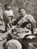 """Jacques Léonard, """"Gitana hongaresa"""", Barcelona, Vintage, 24 x 18 cm ©Arxiu Família Jacques Léonard"""