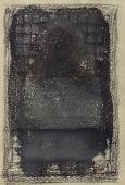 "Manuel Ángeles Ortiz ""Misteriosa Alhambra"" tinta sobre paper 15,5 x 10,7 cm"