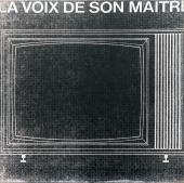 """Joan Rabascall, """"La Voix de Son Maître"""", 1972 photografic emulsion on canvas 120 x 120 cm"""